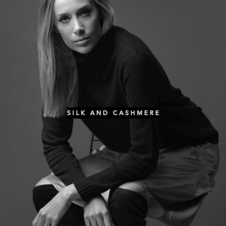 SİLK AND CASHMERE